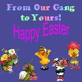 From Our Gang to yours!